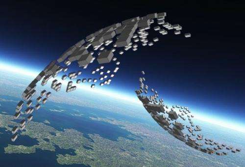 KickSat nearing launch date despite another delay