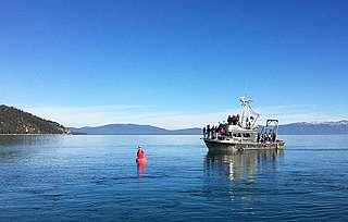 Lake Tahoe's long-term clarity trending toward stability