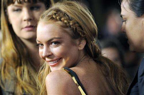 Lohan sues over 'Grand Theft Auto V' game