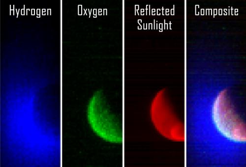 MAVEN spacecraft returns first Mars observations