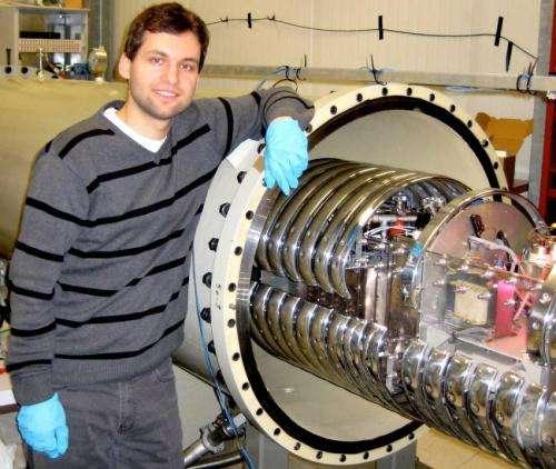 Measurement at Big Bang conditions confirms lithium problem