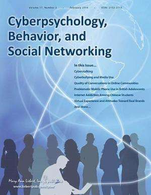 Meeting face to face vs. meeting on Facebook -- new study on social anxiety