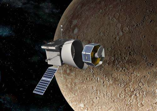 Mercury Spacecraft Moves To Testing Ahead Of 2016 Launch To Sun's Closest Planet