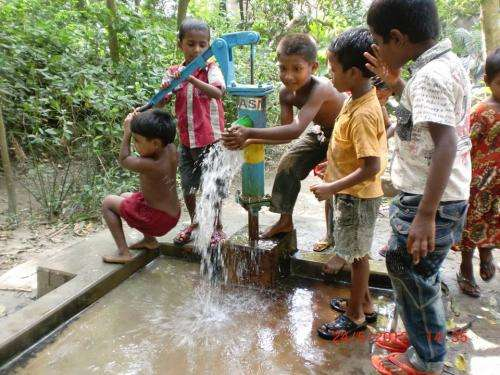 Methods will reverse arsenic danger in Bangladesh water supply