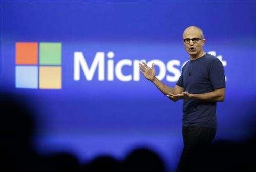 Microsoft 3Q earnings beat Street expectations