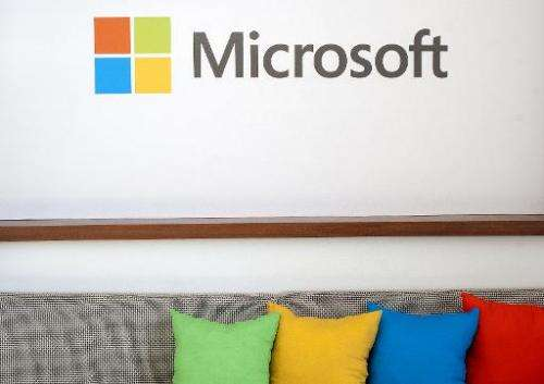 Microsoft's Windows operating system powers about 90 percent of computers worldwide