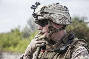 Military culture enables tobacco use