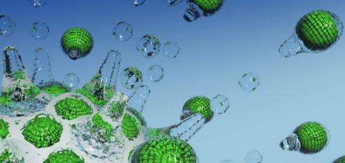 MIPT and RAS scientists made an important step towards creating medical nanorobots