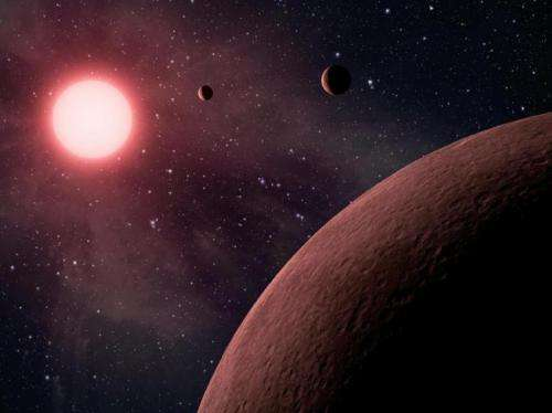 'Mirage Earth' exoplanets may have burned away chances for life