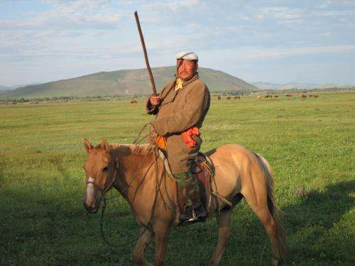 Mongol Empire rode wave of mild climate, says study