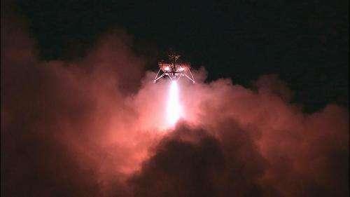 Morpheus prototype uses hazard detection system to land safely in dark