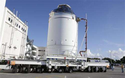 NASA test flight still on track despite accidents (Update)