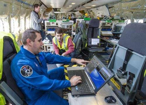 NASA Tests Software That May Help Increase Flight Efficiency, Decrease Aircraft Noise