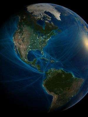 Study shows human impact on biodiversity on islands based on amount of trade