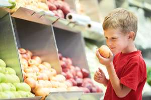 Neighborhoods with Healthy Food Options Less Likely to Have Overweight Kids