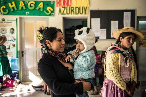 New drug candidate for Chagas disease tested in patients in Bolivia
