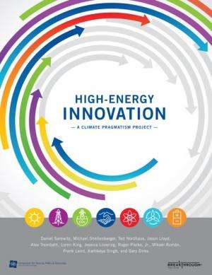 New energy innovation report highlights central role of emerging economies