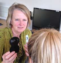 New eye strain research relieves stress for revising students