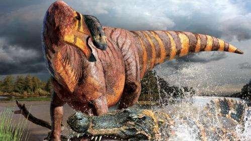 New hadrosaur noses into spotlight