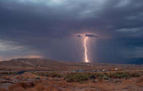 New laser technology could divert lightning strikes