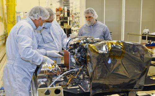 New satellite sensor will analyze and predict severe space weather