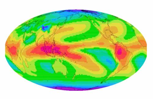 New study confirms water vapor as global warming amplifier