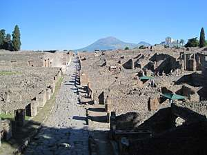 No scrounging for scraps: UC research uncovers the diets of the middle and lower class in Pompeii