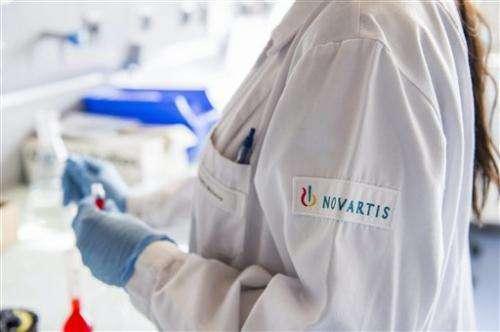 Novartis reshapes business with GSK, Lilly deals