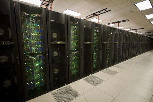 NSF-funded supercomputer enables discoveries throughout science and engineering