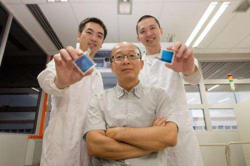 NTU Singapore invents smart window that tints and powers itself