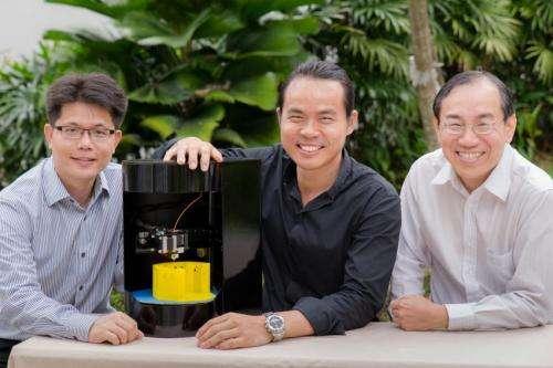 NTU start-up, Blacksmith Group, launches Singapore's first 3D printer-cum-scanner