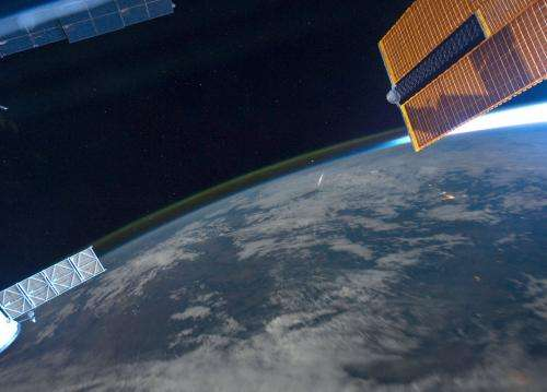 One more absolutely amazing timelapse from the International Space Station