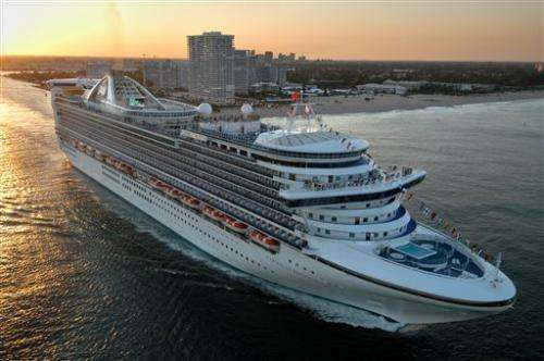 Outbreak causes another cruise to end trip early