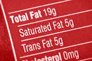 Partially hydrogenated oils in 9 percent of packaged foods