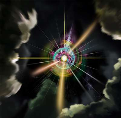 Physicists create synthetic magnetic particle