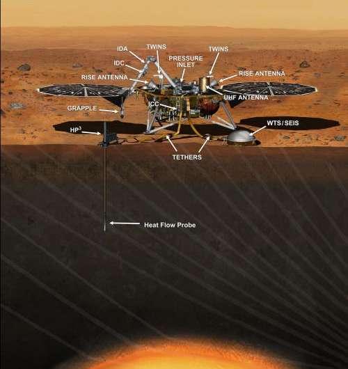 Construction to begin on 2016 NASA Mars lander