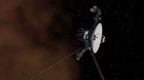 Sun sends more 'tsunami waves' to Voyager 1
