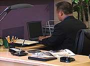 Planned disruptions may reduce workplace sitting time
