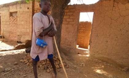 Next–gen polio vaccine tackles wild virus emergency