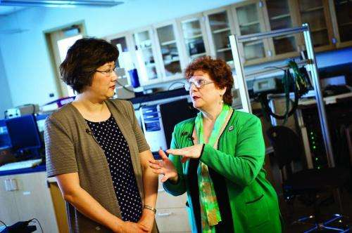 Portable brain-mapping device allows UT Arlington researchers to 'see' where memory fails