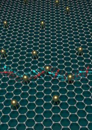 Pseudospin-driven spin relaxation mechanism in graphene