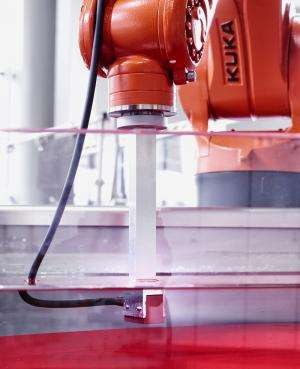 Rapid materials testing in 3D