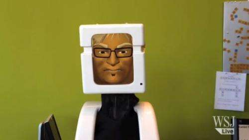 Trash-talking Scrabble player is robot named Victor