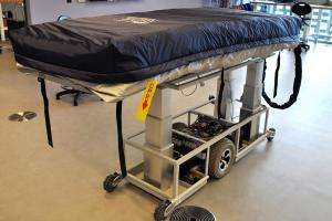 Robotic hospital beds are the future of patient transportation