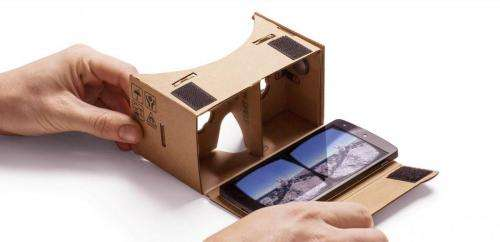 Google Cardboard delivers fresh round of updates