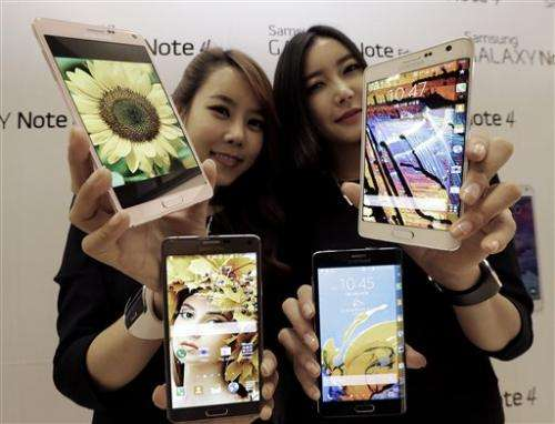 Samsung to launch new phone in China before Apple