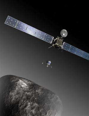 Scientists hope comet-chaser spacecraft wakes up
