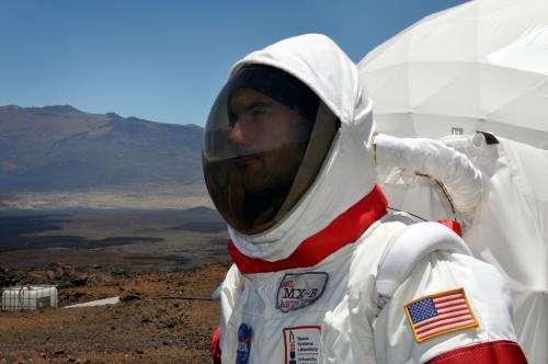 Second HI-SEAS Mars space analog study begins