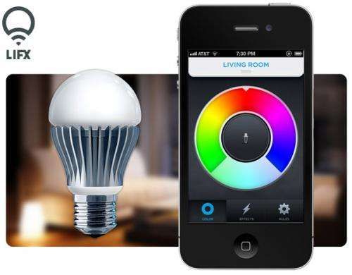 Security experts reveal weakness in WiFi connected LIFX light bulbs
