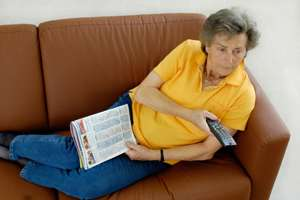 Sedentary lifestyles up mortality risks for older women